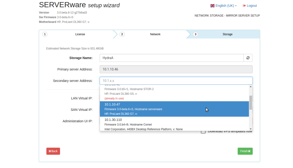 SERVERware 3 Deployment Guide for Cluster Edition - Bicom Systems Wiki